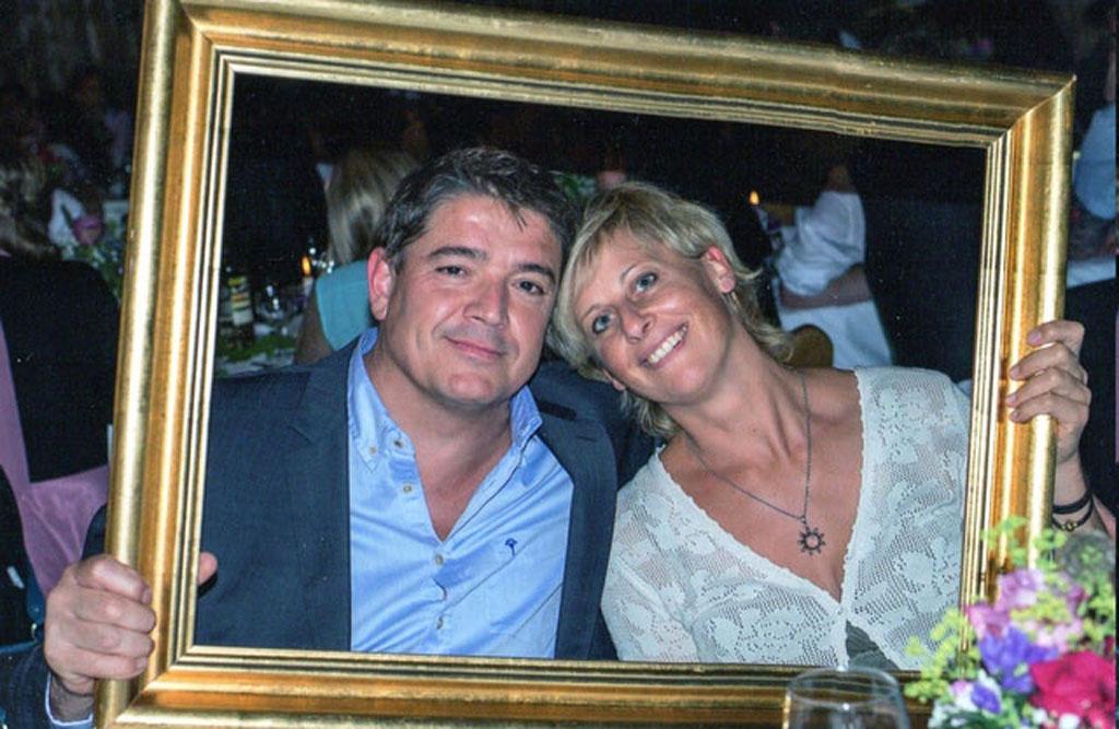 Die Wirtsleute - Christine & Josef Gruber